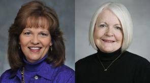 Connie Miller, Cindy Rishel