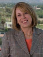 Honorary degree recipient Nadine Mathis Basha