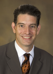 Dr. Terence O'Keeffe, associate professor of surgery and medical director of the Surgical/Trauma Intensive Care Unit