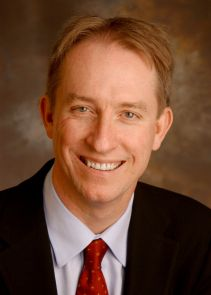Dr. Charles Raison, UA associate professor of psychiatry
