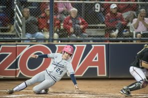 Kelsey Rodriguez (Photo courtesy of Arizona Athletics)
