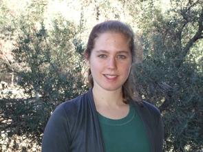 UA honors student and medal award winner Sarah Edwards.