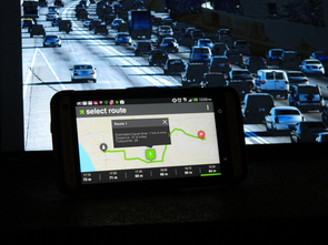 During the pilot field study period, 80 percent of travelers saved time with Smartrek.