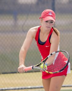 Lacey Smyth (Photo courtesy of Arizona Athletics)