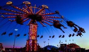 Spring Fling, the student-run carnival, runs April 12-15 at Rillito Downs in Tucson.