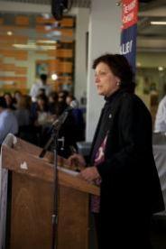 Dean Emeritus Toni Massaro