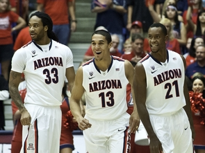 The Arizona Wildcats will play the Oregon State Beavers on Jan. 12 at McKale Memorial Center. (Photo courtesy of Arizona Athletics)