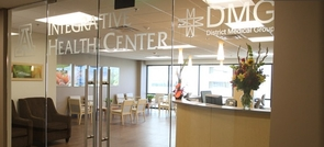 The UA Integrative Health Center in Phoenix opened on Oct. 22, 2012.