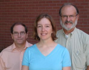 David Nix, Susan Hoover and John Galgiani