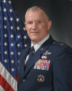 Air Force Colonel Brian Donahoo