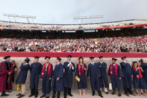 Commencement is one of the most important events the UA hosts each year. The University's 150th commencement ceremony will be held May 17 at Arizona Stadium.