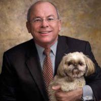 Bob Moran, chairman and CEO of PetSmart (with Tatum)
