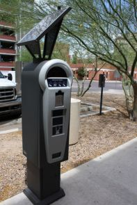 Rates for UA parking meters have increased as have campus parking permits to meet rising maintenance and operating costs as UA commuters embrace sustainable transportation options.