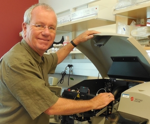 David Galbraith is a member of the UA's BIO5 Institute and the Arizona Cancer Center.