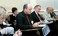 The inaugural Executive Ethics Symposium is a project of the Ethics Program at the UA's Eller College of Management.