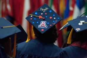 The 2013 undergraduate and master's commencement ceremony will be held at Arizona Stadium for the first time in more than 40 years.