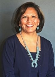 """""""This will help the talent pool of American Indian students to grow and strengthen, and will also lend to an expansion of academic program offerings that meet the needs of American Indian communities at each university,"""" said Karen Francis-Begay, the UA assistant vice president for tribal relations. (Photo credit: University of Arizona RedBar)"""