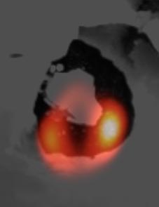 Vulkanen Loki Patera på Jupitermånen Io