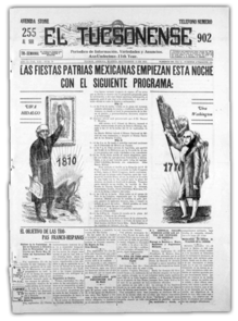"""""""This project provides easy access to Mexican and Mexican American newspapers to the University of Arizona community, the Tucson community and anyone else. In addition, digital access to these materials is not prevalent and for some of these newspapers, few institutions have them in print or on microfilm,"""" said UA librarian Chris Kollen. (Photo courtesy of the UA Libraries)"""