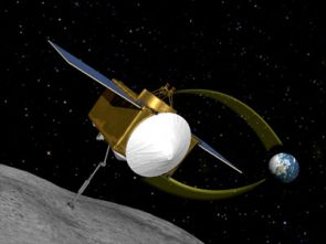 The OSIRIS-REx spacecraft will orbit and explore asteroid 1999 RQ36 for more than a year before closing in and collecting a sample of pristine organic material that may have seeded Earth with the building blocks that led to life.