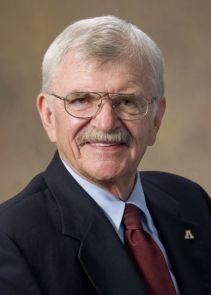 UA President Eugene G. Sander