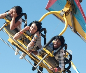 Spring Fling will feature more than 25 rides and games. (Photo by Patrick McArdle/UANews)