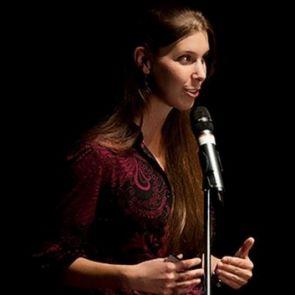 """Felisa """"Farzana"""" Hervey (Photo courtesy of the Pat Tillman Foundation)"""