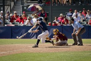 The Pac-12 named Johnny Field its Player of the Week. (Photo courtesy of Arizona Athletics)