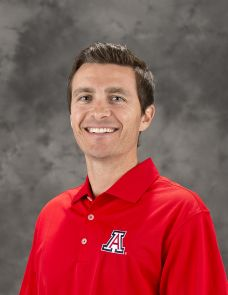 The regents approved a contract for Anthony Amato, the new UA women's head soccer coach. (Photo courtesy of Arizona Athletics)