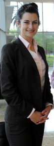 UA alumna and CEO Xenia Kachur will present the business plan for Kulira Technologies to the judges of the Licensing Executives Society Foundation 2012 Graduate Student Business Plan Competition in May.