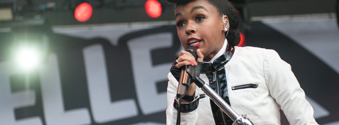 Musical artist Janelle Monáe explores love, imagination, the body, power structures and justice through a science-fiction frame called Afrofuturism, one that is seeing renewed interest, according to UA researcher Bryan Carter. (Photo: Kim Metso via Wikipedia)