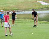 Golfing 16