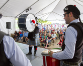 Musicians in the Tucson and District Pipe Band