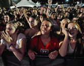 American Authors performs at UA Spring Fling