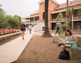 Old Main, the heart of the UA campus.