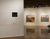 The M.F.A. exhibition at the UA Museum of Art is open through May 15.