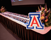 UA College of Medicine – Phoenix students began their coursework in advance of UA main campus and UA South students.