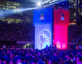 """Speaking during the Commencement ceremony, Graduate and Professional Student Council president Jude Udeozor said: """"You have been well prepared to tackle the challenges ahead of you. Life may throw its worst at you, but when it does, I want you to keep calm, Bear Down and show life who's boss."""""""