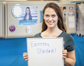 """""""This year, I'd like to make above standard grades – a 4.0 hopefully – and secure an internship with a high-level consulting firm,"""" says Natalie Scibilia, an Associated Students of the University of Arizona senator and pre-business sophomore. """"This isn't only my goal, but also the goals of the [ASUA] senators: we want to ensure that the school is the best it can be."""""""