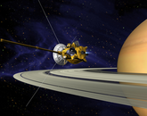 UA Lunar and Planetary Laboratory scientists designed and operated the atmospheric radiation investigations and imaging instruments on the Cassini-Huygens probe.