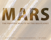 """""""Mars: The Pristine Beauty of the Red Planet,"""" by Alfred McEwen, Candice Hansen-Koharcheck and Ari Espinoza, is published by the University of Arizona Press and available at bookstores and online for $75."""