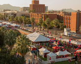 The UA Mall was the place to be on Saturday, with the Wildcat for Life tailgate party and other happenings.