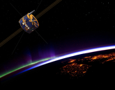 UA scientist Bill Sandel worked on the Imager for Magnetopause-to-Aurora Global Exploration, or IMAGE, an Earth-orbiting mission.