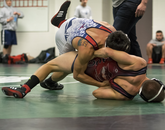 Wrestling is gaining traction again at the UA.