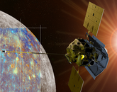 UA Professor Emeritus Robert Strom is a science team member for MESSENGER, which orbits Mercury.