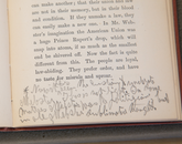 "In Emerson's ""Fortune of the Republic,"" a reader/writer is taking issue with Emerson's characterization of Webster's analysis of the American civic fabric, said Jane Prescott-Smith, special assistant to the dean with University Libraries."