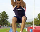 Luis Rivera-Morales, Men's Track and Field (Mexico)