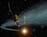 Joe Giacalone, a UA planetary sciences professor, has studied data from a range of missions, including Ulysses, a robotic space probe launched in 1990 to orbit the sun.