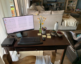 """Working from home is a much-appreciated precaution against the spread of illness, and it brings some interesting experiences to our work! This is uncharted territory for many of us, but as Dr. Silvertooth and Dean Burgess said: """"Do your best."""" – Rhegan Derfus, senior program coordinator in the Cochise County Cooperative Extension office"""