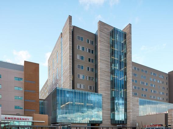 Banner – University Medical Center Tucson's new patient tower opened to patients on April 22.